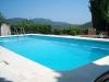 vakantiehuis bessas ardeche frankrijk zwembad